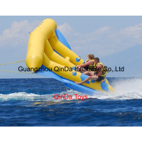 Commercial grade Towable Inflatable Flying Fish for Water Games