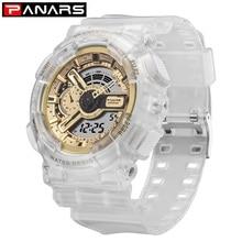 PANARS G style Shock Military Watch Men's Digital Watch 2019