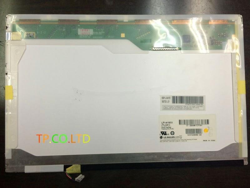 New Original LG Laptop LCD LED Screen LP141WX1 LP141WX1-TLA1 N141I3-L01 N141I3-L02 LTN141AT13 B141EW04 B141EW02 laptop lcd led display screen for lg lp141wx1 tl 04 wxga 14 1 inches glossy 30 pian