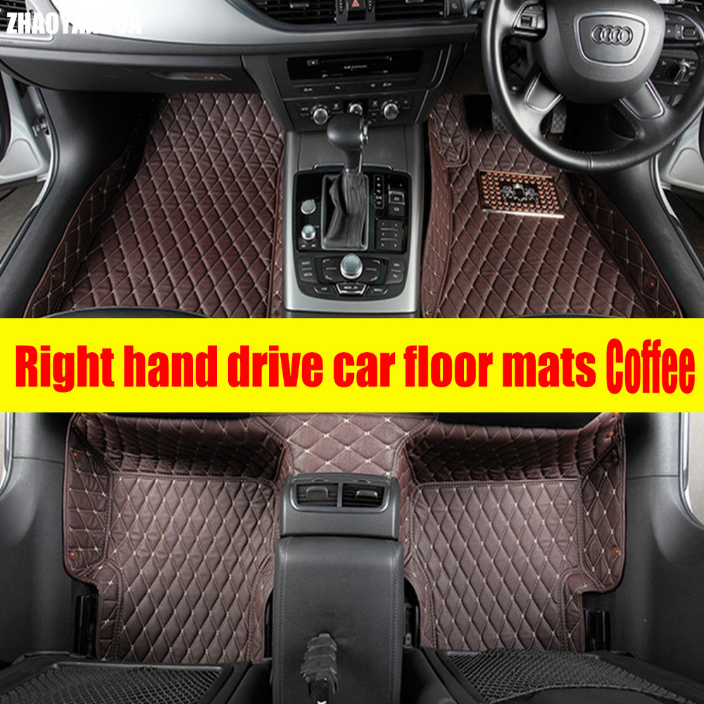 ZHAOYANHUA Car floor mats for Chevrolet Sonic Aveo waterproof 5D car-styling all weathe rugs accessories liners carpet (2011-nowZHAOYANHUA Car floor mats for Chevrolet Sonic Aveo waterproof 5D car-styling all weathe rugs accessories liners carpet (2011-now