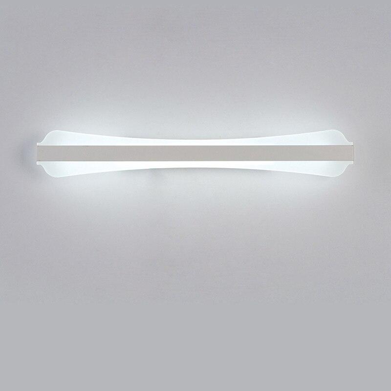 luminaria Kitchen Bathroom Mirror Led Lights For Home Decor Fixture Modern Led Wall Lamps Sconce Nordic White Iron Acrylic avizeluminaria Kitchen Bathroom Mirror Led Lights For Home Decor Fixture Modern Led Wall Lamps Sconce Nordic White Iron Acrylic avize