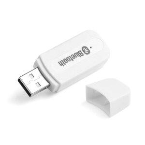Image 5 - USB بلوتوث AUX سيارة لاسلكية استقبال الصوت A2DP جهاز استقبال للموسيقى محول ل أندرويد/هواتف الايزو المحمولة 3.5 مللي متر جاك aux بلوتوث