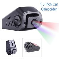 1.5 Inch Car Camcorder 1080P Car Recorder With GPS Module for Car Wide Dynamic Range Capability A118C2 V2 Version DVR