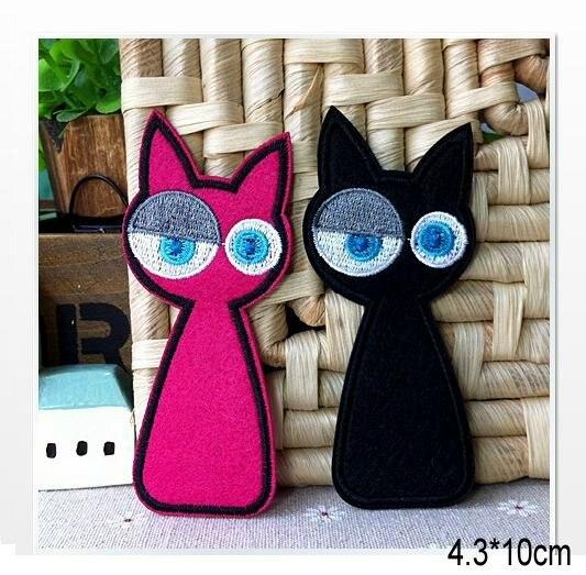 Аппликации из ткани своими руками кот