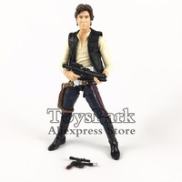 ToysPark Star Wars 6 HAN SOLO Action Figure Movie A New Hope From Black Series 40th Anniversary Collectible Loose