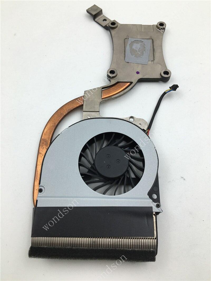 Оригинал для Dell Latitude E6430 радиатор и вентилятор-0XDK0 AT0LD002ZAL w/1 год гарантии