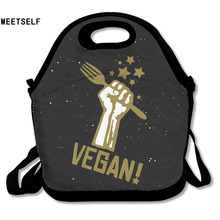 Awesome insulated, waterproof Vegan lunch bags