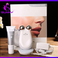 Facial Trainer Kit Pro Facial Toning Device Beauty Face Massager Electric Roller Face Lift Machine For Wrinkle Removal