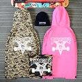 Jaquetas Homens Skate Marca Thrasher Camuflagem Cor de Rosa Impressão de vestuário de Moda Harajuku Estilo Hombre Streetwear Com Capuz Casaco