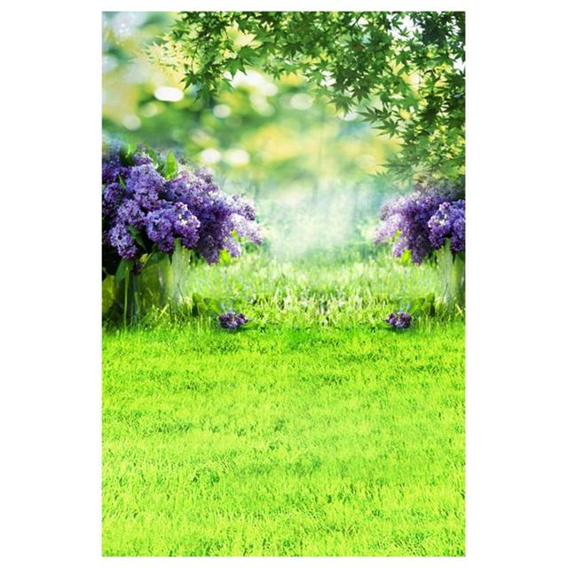 0 9x1 5m 2 95x4 92ft photography background fabric flower grass wall