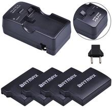 For 4Pc PSP 1000 PSP 1000 Battery 3 6V 3600mAh Batteries Accu Charger Kits for PSP
