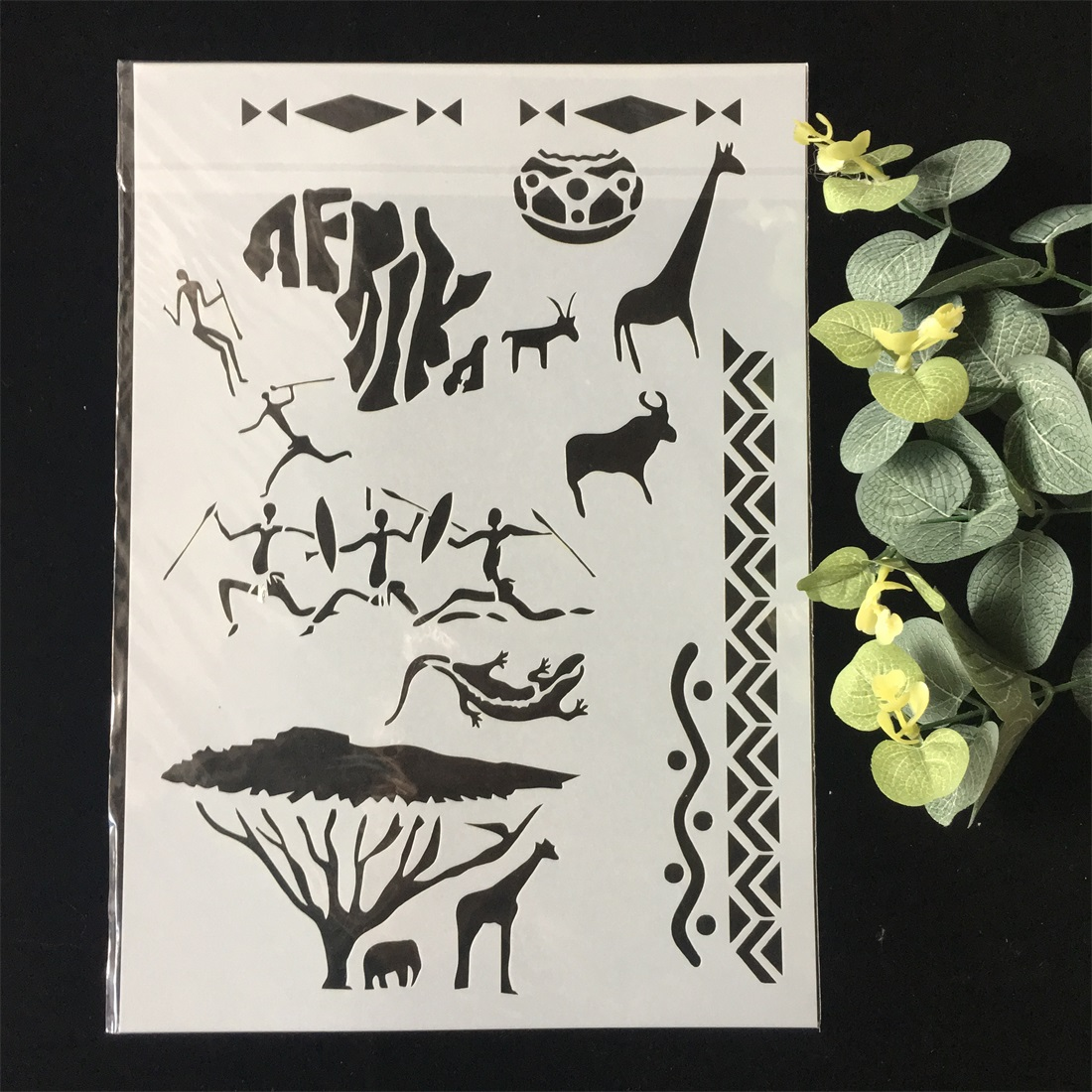 Craft//Card Making CraftAddictionUK 3 Piece Layering Flower Die Cutter