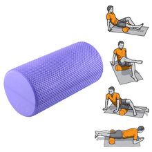 EVA Yoga Gym Pilates Fitness Foam Roller Massage Point Multicolor Lose Weight Health Useful