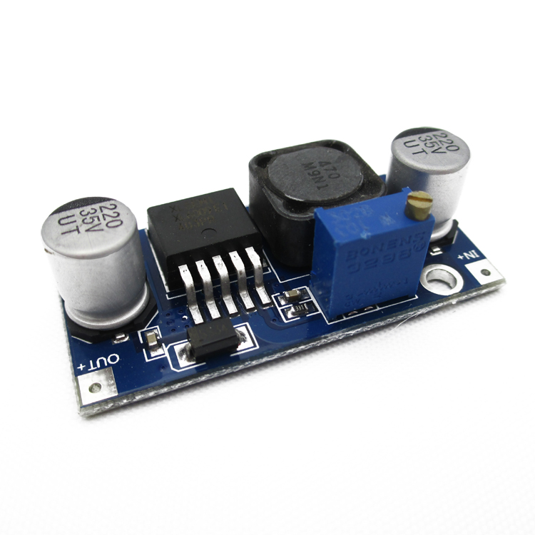 все цены на XL6009 DC-DC Booster module Power supply module output is adjustable Super LM2577 step-up module онлайн