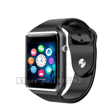 Hot Bluetooth Smart Watch W8 A1 Smartwatch For Samsung For Apple Android phone2.0M camera Support SIM card PK GV18 DZ09 GT08 M26
