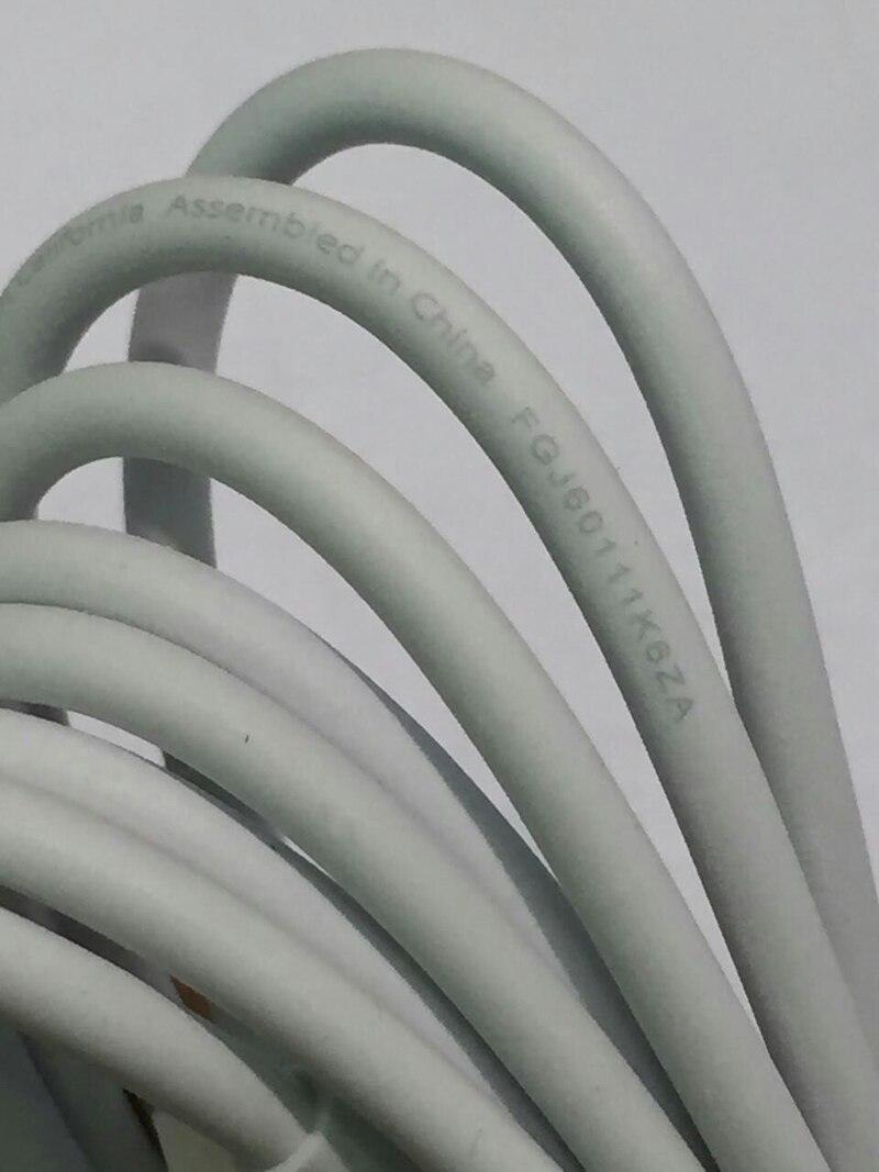 imágenes para 50Psc 2 M OD 3.0mm 1 M de Alta calidad cables cargador para i6S 7 SÍ 6 5 5S c con caja al por menor del cargador Usb de sincronización de datos cables durable
