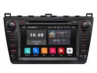 8 ОС Android 8,0 DVD мультимедиа gps радио для Mazda 6 2008 2012 с Разделение Экран режим поддержка и полный видео Выход Поддержка