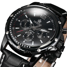 ORKINA Мода Дизайн JS20 Miyota Кварцевый Мода Часы Мужчины Relogio Мужской