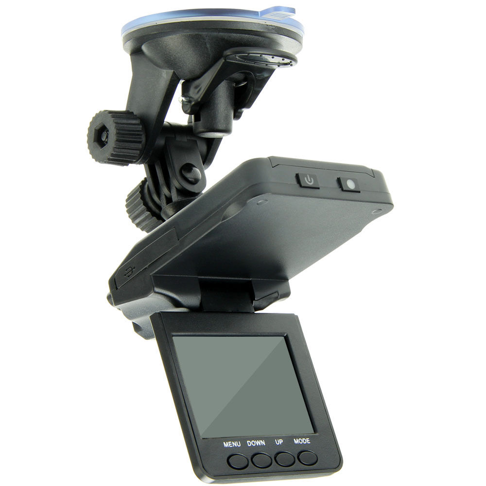 1080P Color IR DVR Night Vision Car Dash Camera 2.4 inch TFT LCD Screen Road Recorder Date Display Cycle Recording