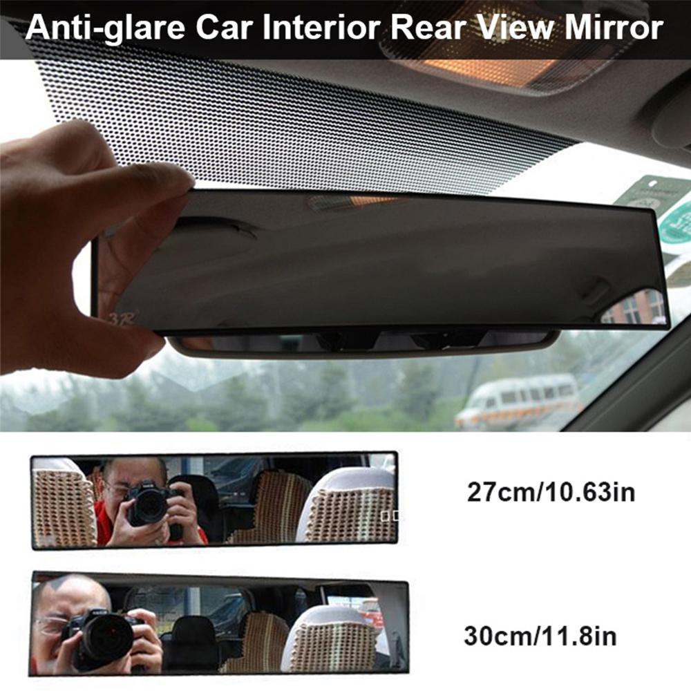 Rear View Mirror for Car Wide Universal Rearview Mirror Clip On Rearview Mirror