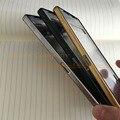 100% Оригинал Двойной Одноместный SIM Ближнем Рамка для Sony Xperia Z5 Plus Премиум Передняя Рамка Рамка Корпуса Шасси Запасных Частей