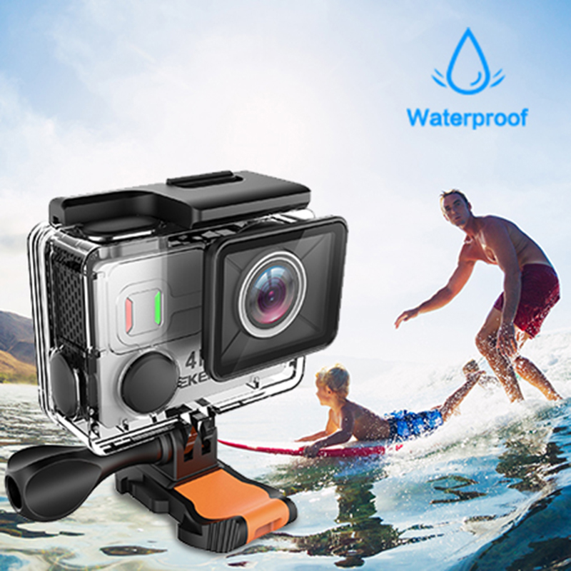 EKEN Ultra HD 4K 30FPS WIFI Actie Camera waterdicht 14MP 1080p 60fps - Camera en foto - Foto 1