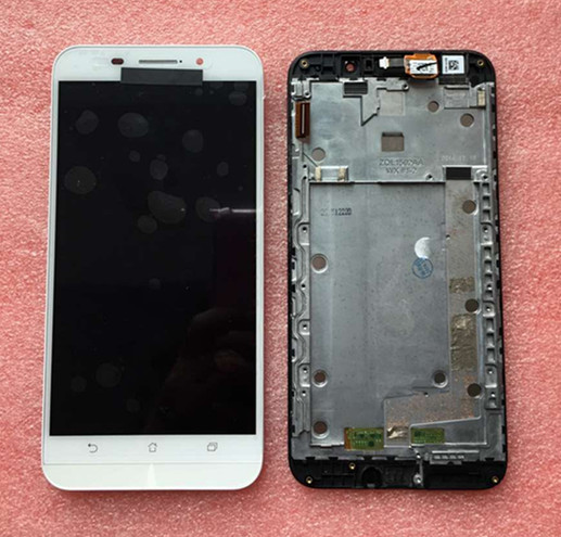 ФОТО LCD screen display+touch digitizer with frame For 5.5