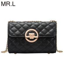 MR.L Shoulder Bag Crossbody Bags Diamond Lattice Women Small Flap Bag Designer Handbags Fashion Chain Ladies Women Messenger Bag три шага на данкартен
