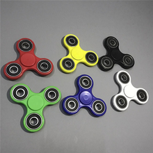 Hand Spinner Tri Spinner Fidget Toy Plastic Finger Spinner EDC Handspinner For Autism and ADHD Anti