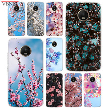 All Kinds Flowers Black Soft Silicone TPU Case For Motorola G4 Play G5 G5S G6 Plus For MOTO E4 E5 Plus Play Gift Customized Capa цена 2017