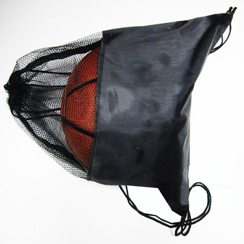 MACHUKA Large capacity Portable Net Basketball Football Bag Men drawstring backpack shoulder volleyball bag Training Equipment