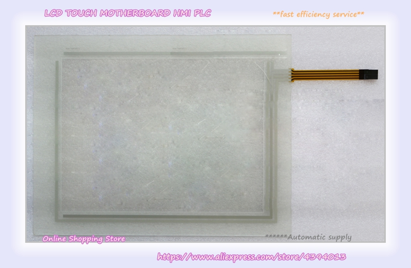 New VT585W VT585WBPT00N touch screen touch glass panelNew VT585W VT585WBPT00N touch screen touch glass panel