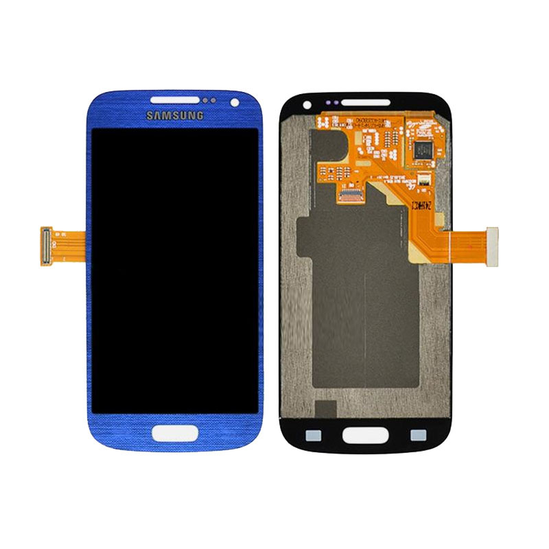 FOR Samsung Galaxy S4 Mini i257 i435 L520 LCD Screen + Digitizer Touch Blue