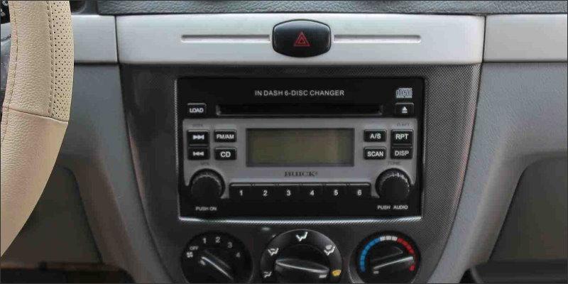 Buick Exceller XT 2009~2016