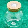 10 см Террариум Желаю Бутылка ночник стеклянная бутылка украшение красочный свет