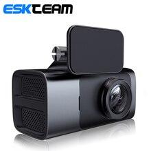Wifi DVR Coche Cámara Grabadora de Vídeo DVR Con GPS Super condensadores Gesto de Inducción Completa HD 1080 P Visión Nocturna Recuadro Negro Dashcam
