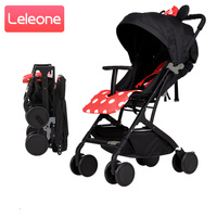 New Arrival Portable Baby Stroller 6.5KG Lightweight Newborn Babies Pushchair Foldable Travel Pram For 0 4Years Kids Can Sit&Lie