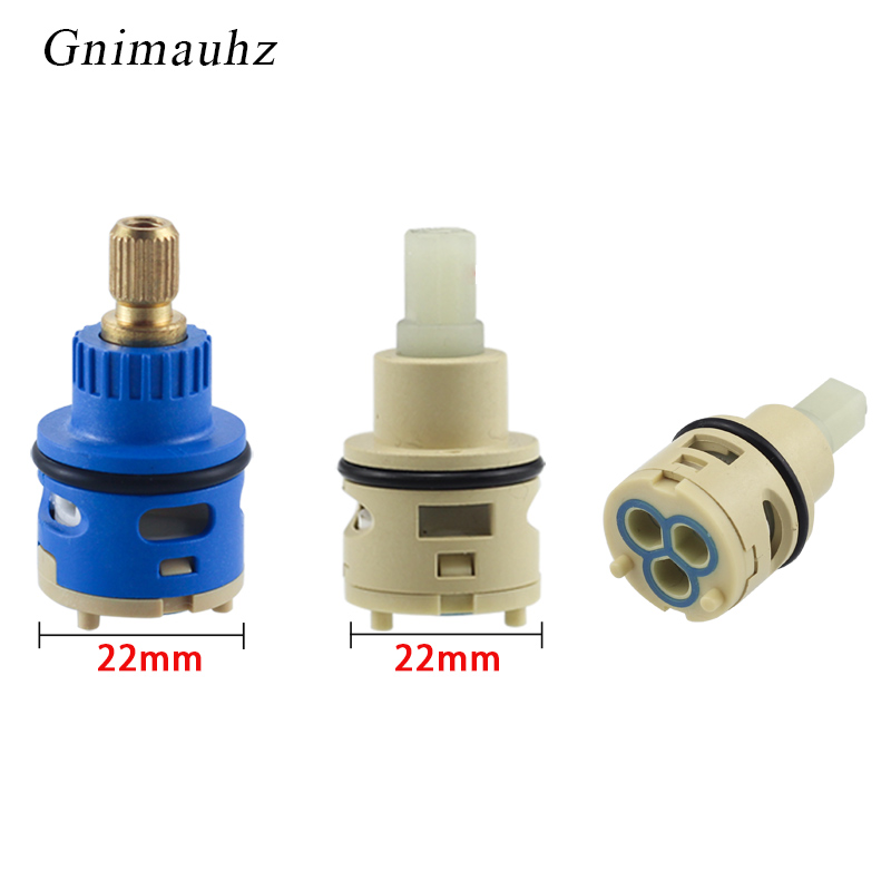 22MM Shower Faucet Third Gear Ceramic Spool/Shower Sprinkler Water Separator Three-Hole Diversion Valve Bathroom Accessories