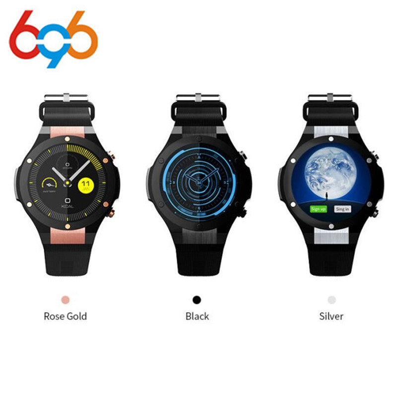 EnohpLX H2 Smart Watch MTK6580 Life waterproof 1.4 inch 400*400 GPS Wifi 3G Heart Rate Monitor 1GB+16G For Android IOS PK KW88 jrgk kw99 3g smartwatch phone android 1 39 mtk6580 quad core heart rate monitor pedometer gps smart watch for mens pk kw88