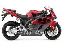 Лидер продаж, CBR1000RR 04 05 обтекателя Для Honda CBR1000 RR 2004 2005 Красного и черного цветов мотоциклетные Обтекатели в Китае (литья под давлением)