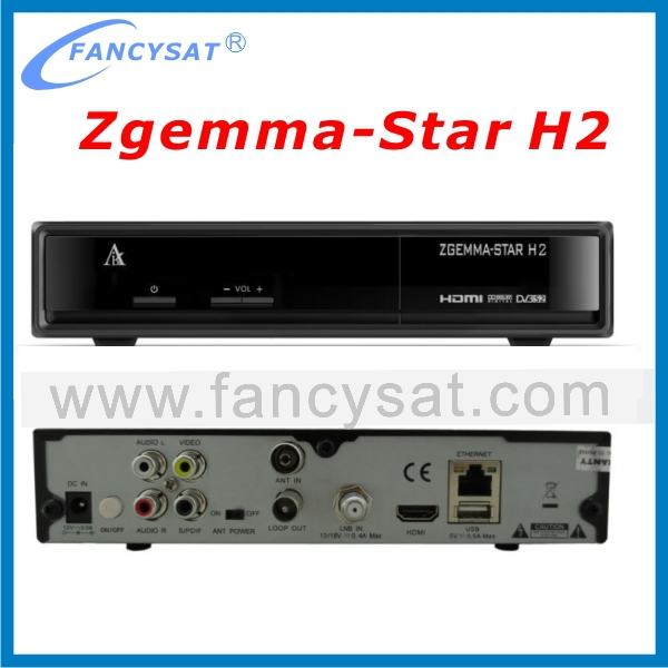 US $105 99 |Zgemma star H2 Combo DVB S2 DVB T digital satellite receiver  -in Satellite TV Receiver from Consumer Electronics on Aliexpress com |