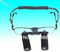 Professionelle 8X HD Binocular Dental Lupe Medizinische Chirurgische Lupen Augenheilkunde ENT Mikroskop Brille Typ Lupe Mit Box