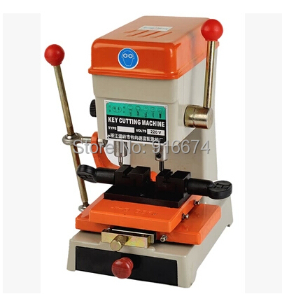 Free shipping 368A Vertical Car Household Key Copy Cutting Dulplicated Machine Locksmith Picking Tool 220V 10pcs lot ys31 cn5 g chip used for mini cn900 and nd900 key copy machine free shipping