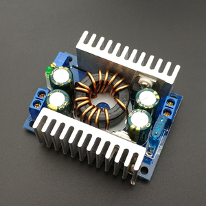 Image 2 - DC/DC Boost Converter 8 32V 12v Step up to 24v 9 46V 150W 8A Power Supply Module