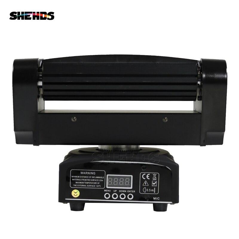 SHEHDS Արագ առաքում 8 Աչքեր Mini LED - Կոմերցիոն լուսավորություն - Լուսանկար 3