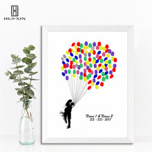 irene brand made for each other Happiness Bride And Groom Embracing Each Other Free Personalized Custom Fingerprint  Guestbook for Engagement Wedding Ceremony