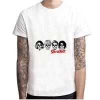 Gildan one ok rock T shirt Hip Hop Style Nuovo Design Originale T-Shirt Cool Uomini di Modo maglietta di Colore M7R1491