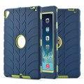 Для iPad Pro 9.7 дюймов Retina Дети Baby Safe Броня противоударный Heavy Duty Силиконовый Футляр Чехол Для iPad Pro Таблица крышка