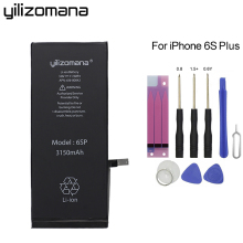Get more info on the YILIZOMANA Original Replacement Phone Battery For Apple iPhone 6S Plus 6SPlus 6s Plus High Capacity 3150mAh Li-ion Batteries