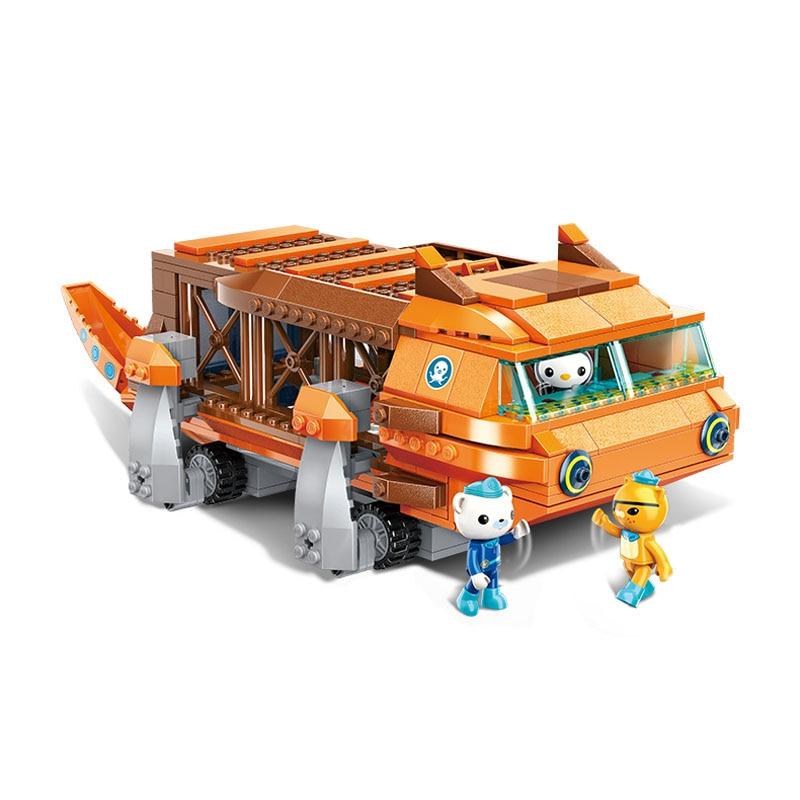 Enlighten Octonauts All Set Brick Toys 51
